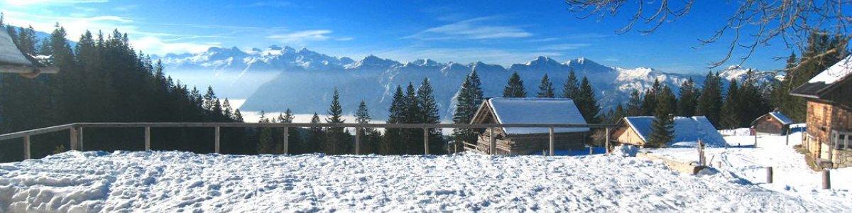 Skitour auf die Hütteneckalm - © Peinsteiner