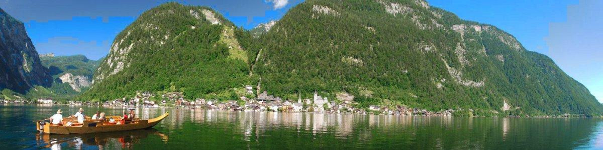Webcams in der UNESCO Welterberegion Hallstatt Dachstein Salzkammergut - © Kraft