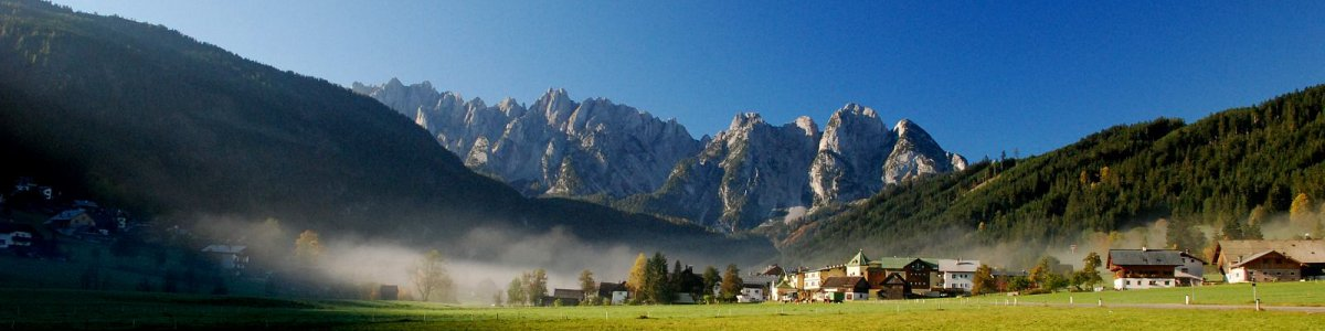 Holiday in Gosau Austria - © Kraft