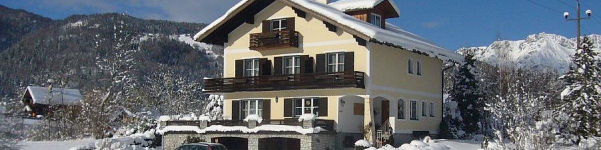 Urlaub im Salzkammergut: Haus Peer in Bad Goisern am Hallstättersee -