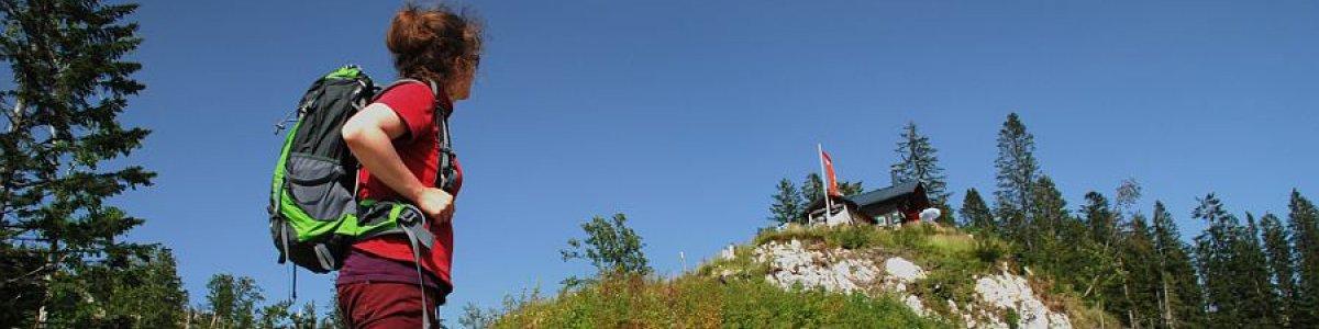 Raschberg Hütte in Bad Goisern am Hallstättersee - © Kraft
