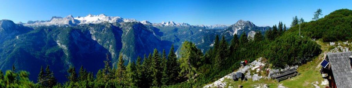 Obertrauner Sarsteinhütte - © Kraft