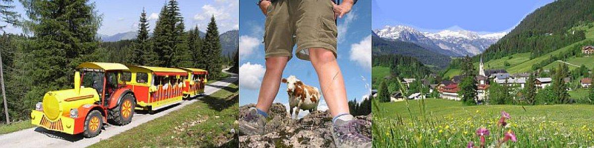Russbach am Pass Gschütt -
