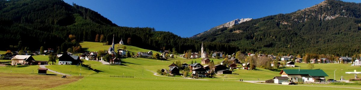 Holiday in Gosau and the Gosau Valley - © Kraft