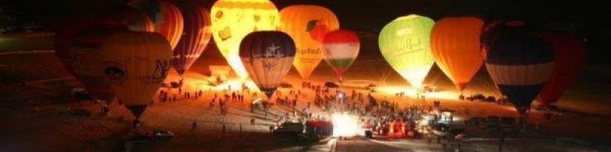 Balloon Week Gosau: