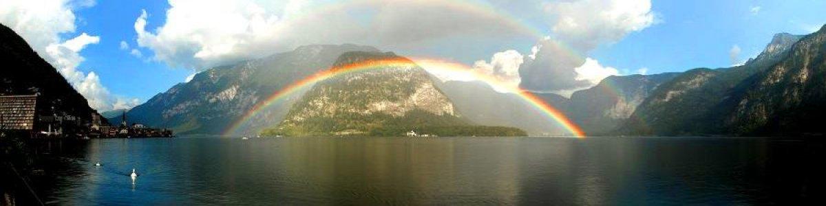Regenbogenprogramm für die Ferienregion Dachstein Salzkammergut - © Kraft