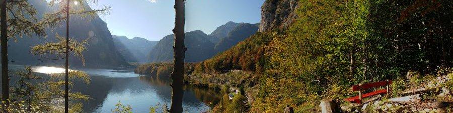 Herbsturlaub in Obertraun am Hallstättersee - © Kraft