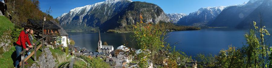 November in Hallstatt - © Kraft