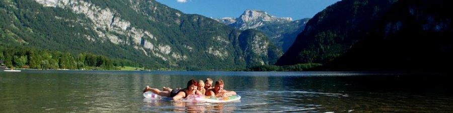 Sommerurlaub in Bad Goisern am Hallstättersee - © Kraft