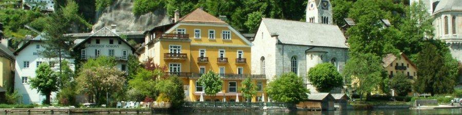 Seehotel Grüner Baum Hallstatt