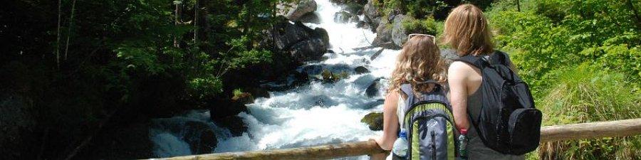 Entdecken Sie die Kraft des Wassers: Echerntal in Hallstatt - © Kraft