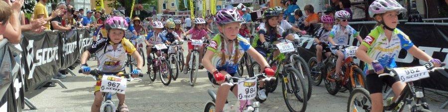 Kleine Biker ganz GROSS bei der Junior-Trophy am 15.7. in Bad Goisern!! - Fotos www.trophy.at