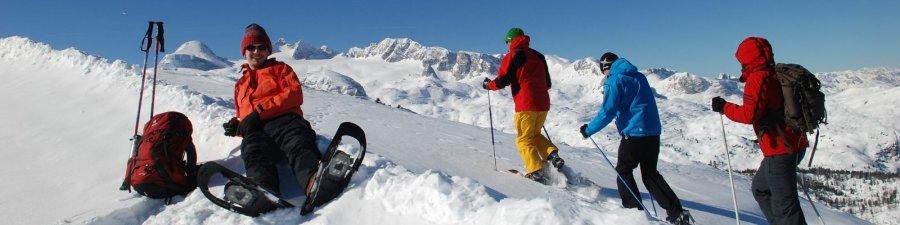 Easy Schneeschuhwandern - © Kraft