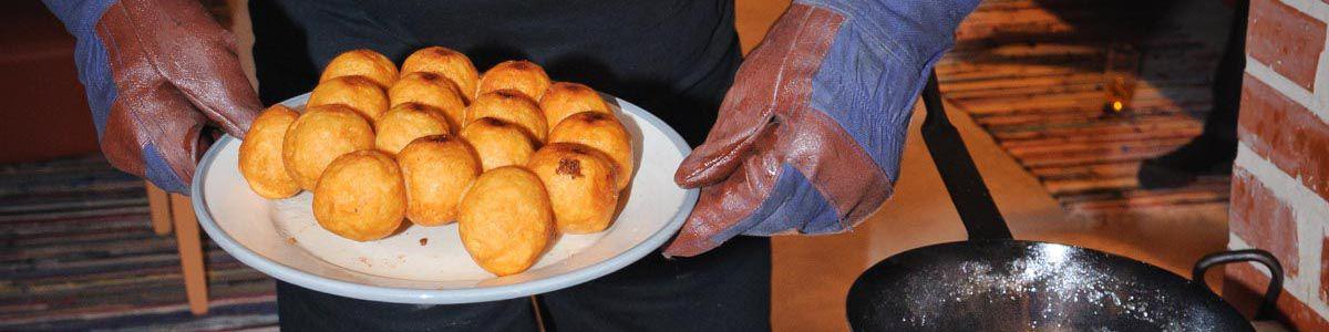 Kulinarischer Advent: Holzknechtnockn im Cafe Polreich - © Fallnhauser