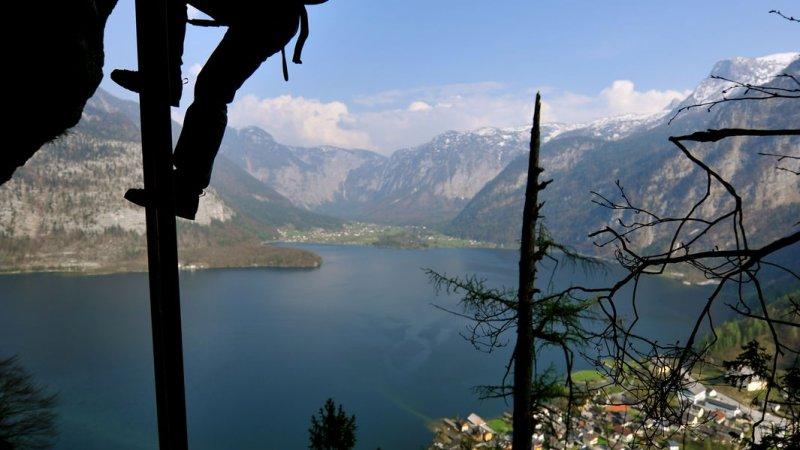 Klettersteig Hallstatt : Klettern urlaub in hallstatt im salzkammergut