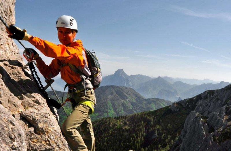 Klettersteig Austria : Österreich klettersteige