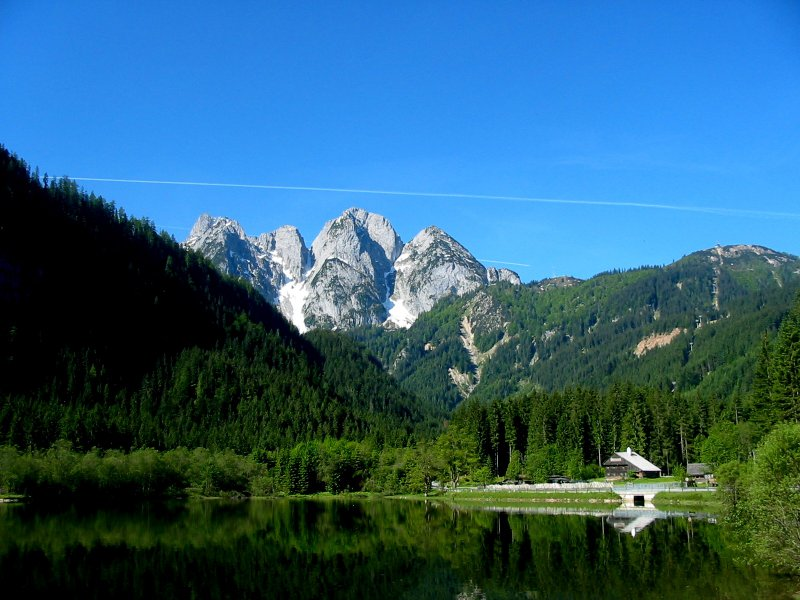 Hiking In The Gosau Valley 187 Your Holiday In Hallstatt
