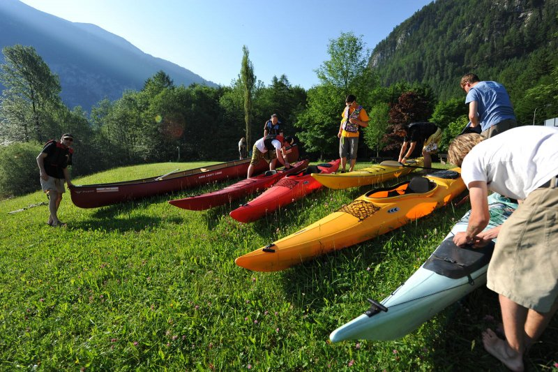 Kayaking And Canoeing PrevNext