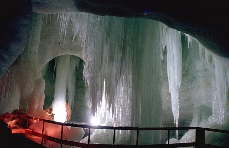 zuverlässigste Laufschuhe preisreduziert A wonderful world of ice » Your holiday in Obertraun