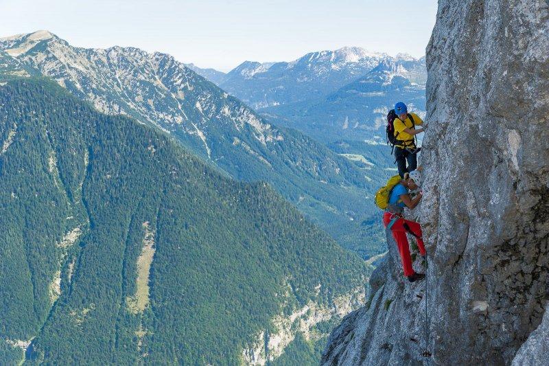 Klettersteig Dachstein : Fotogalerie tourfotos fotos zur klettersteig tour hoher