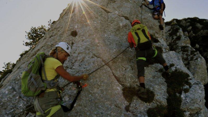 Klettersteig Wolfgangsee : Insider tipps von flo oerley für ihren urlaub am wolfgangsee
