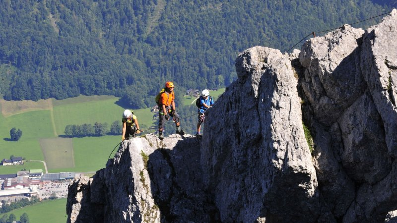 Klettersteig In English : Urlaub in hallstatt im salzkammergut