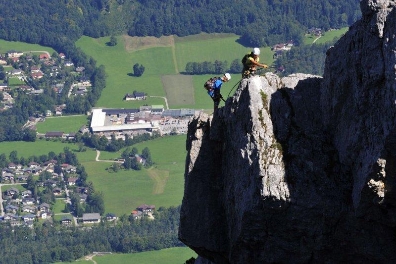 Klettersteig Bad Ischl : Urlaub in hallstatt im salzkammergut