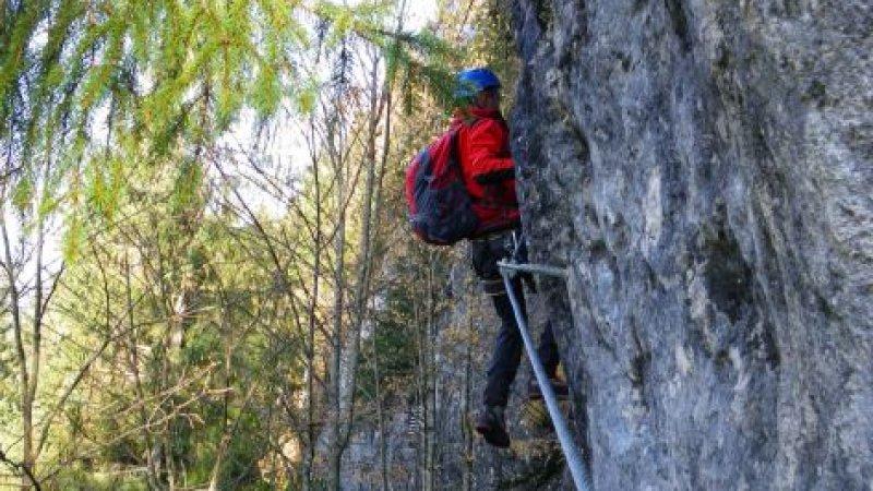 Laserer Alpin Klettersteig : Urlaub in obertraun krippenstein