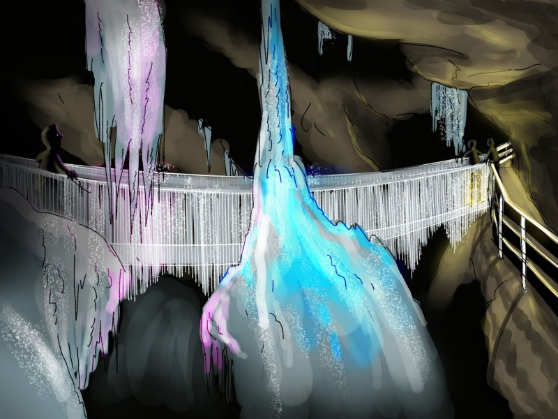 gesamte Sammlung Größe 40 spätester Verkauf Führung durch die Eishöhle , Obertraun » Urlaub im Salzkammergut