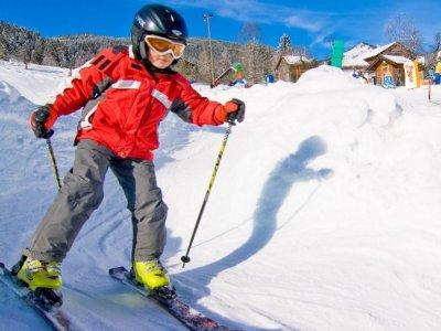 © OÖTourismus/Erber | Kinderskikurse in der Skiregion Dachstein West in Gosau